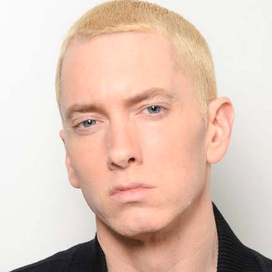 Eminem as the Village Idiot