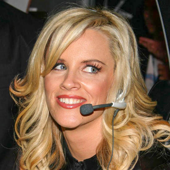 Jenny McCarthy as the Village Idiot