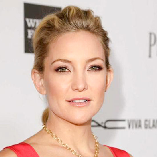 Kate Hudson as the Village Idiot