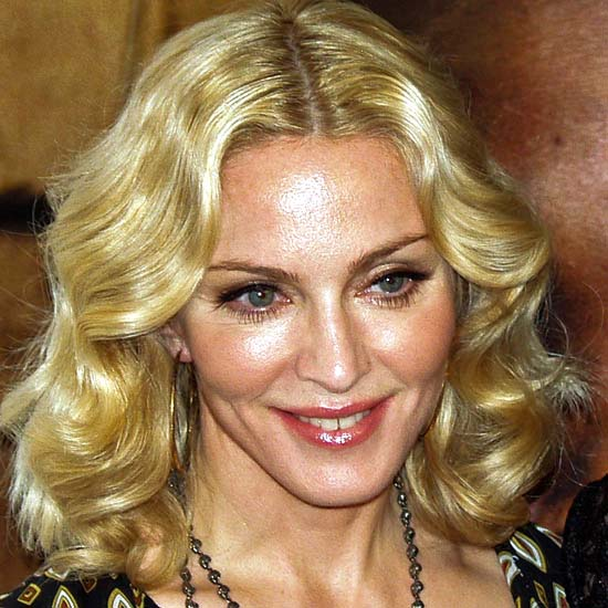 Madonna as the Village Idiot