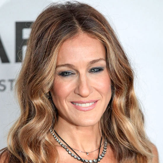 Sarah Jessica Parker as the Village Idiot