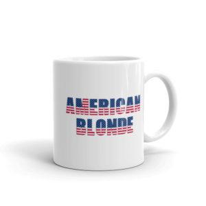 American Blonde - Coffee Mug