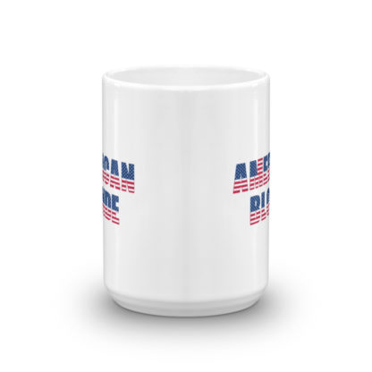 15oz Front American Blonde Coffee Mug