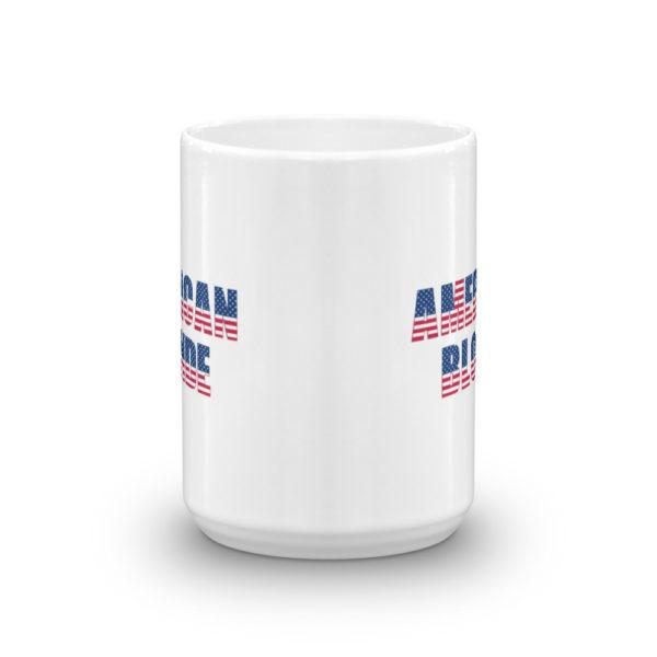 15oz Front American Blonde Coffee Mug