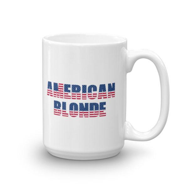 15oz Right American Blonde Coffee Mug