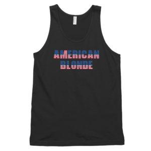 American Blonde - Classic Men's Tank Top (Dark)