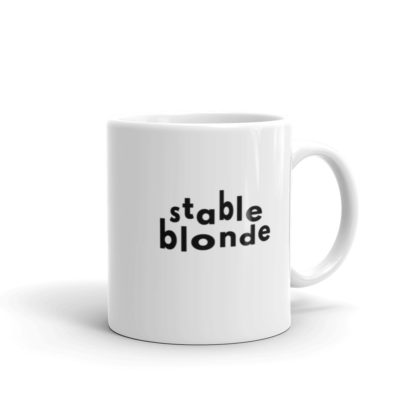 11oz Right Stable Blonde Coffee Mug